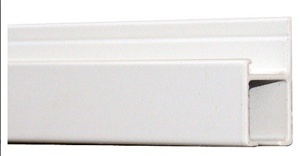 Gallery Track - 2m White