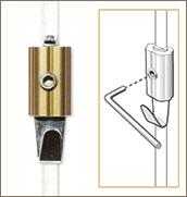 Slimline Mini Hooks - Install